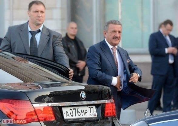 Тельмана Исмаилова заочно арестовали поделу оборганизации убийств— юрист