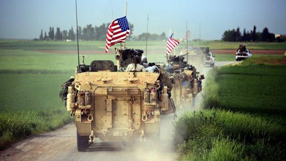 США и Великобритания помогли боевикам покинуть Ракку