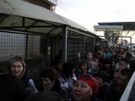 Обострение на границе Казахстана и Киргизии