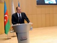 Лавров о вступлении Азербайджана в ЕврАзЭС