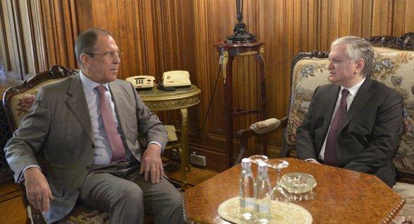 Руководитель фракции РПА прокомментировал визит Лаврова вАрмению