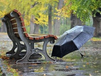 Синоптики обещают дождь и ветер