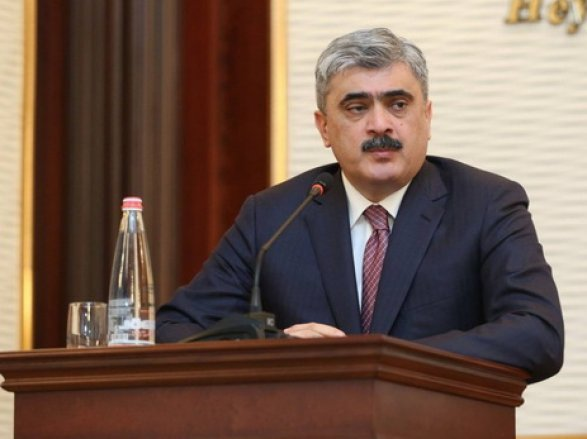 Самир Шарифов оросте азербайджанской экономики