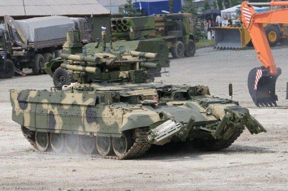 Объем госпрограммы вооружений на2018-2025 годы составляет 19 трлн руб.