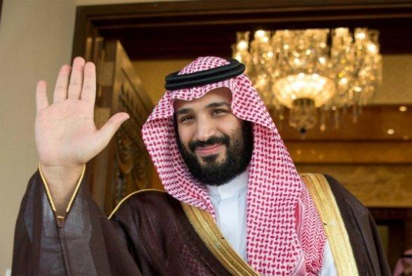 Саудовский наследный принц поведал оходе борьбы скоррупцией