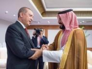 Эрдоган с принцем пошли против Ирана