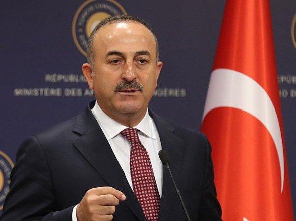 Турция обсуждает с Россией, США и Ираном возможную операцию в Африне
