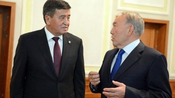 Президент Киргизии 1-ый иностранный визит совершит в Российскую Федерацию