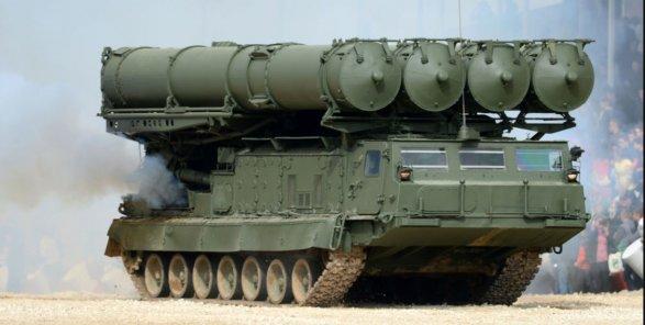 Российская Федерация усилит группировку ПВО вКрыму