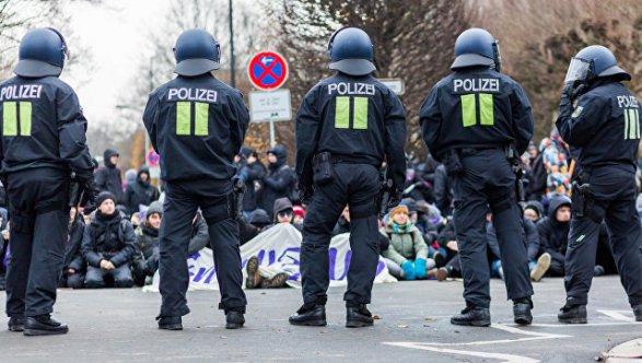 В Ганновере проходит съезд партии 'Альтернатива для Германии'