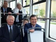 Новый лидер региона Узбекистан оставляет Казахстан позади