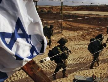 Израиль направляет армию усмирять палестинцев