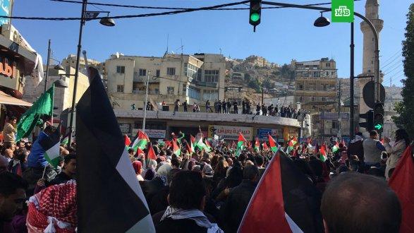 Палестина потребовала отСБ ООН принять резолюцию поИерусалиму