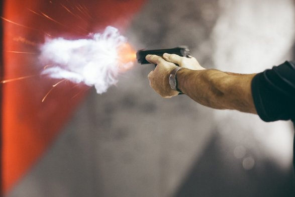 Один человек ранен— Стрельба вКиеве