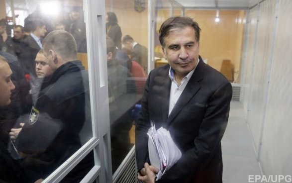 МИД Украины отреагировал наинформацию отайной экстрадиции Саакашвили
