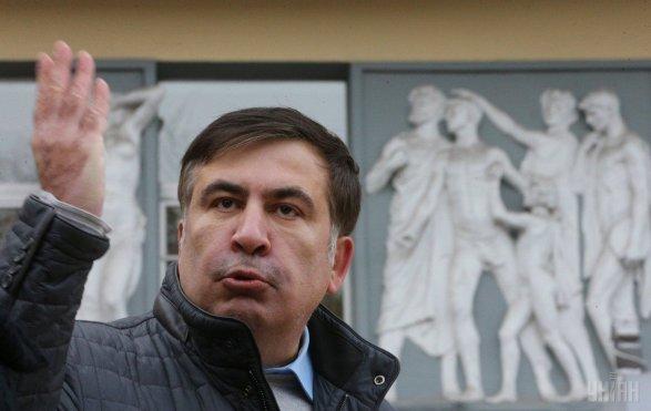 Саакашвили пришел надопрос вГПУ