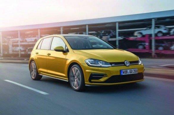 Составлен ТОП-10 самых популярных автомобилей в Европе в 2017 году