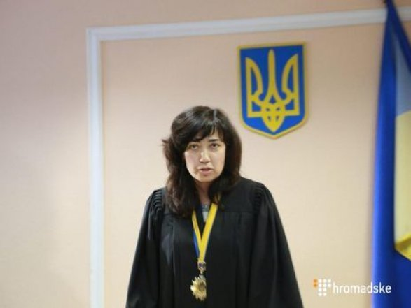 Против «спасительницы» Саакашвили открыли дело— Сломала печерское правосудие