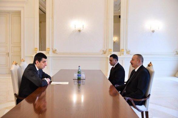 Президент Алиев— овкладе Азербайджана вмусульманский мир