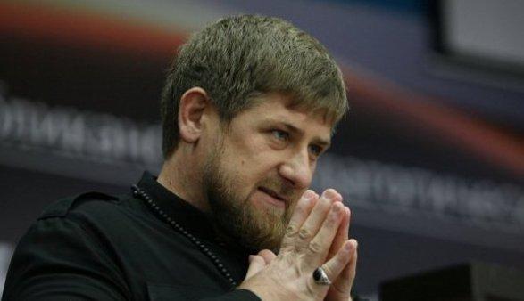 Аккаунт Рамзана Кадырова вInstrgram атаковали хакеры