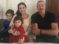 Арзу Алиева: «Отец, спасибо тебе за все!»