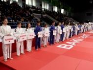 Первые чемпионы Азербайджана - 2017 по дзюдо