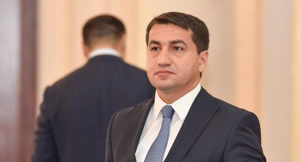 Хикмет Гаджиев: В этом году  Армения продолжала срывать мирные переговоры
