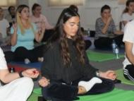 Лейла Алиева избрана президентом Федерации йоги Азербайджана