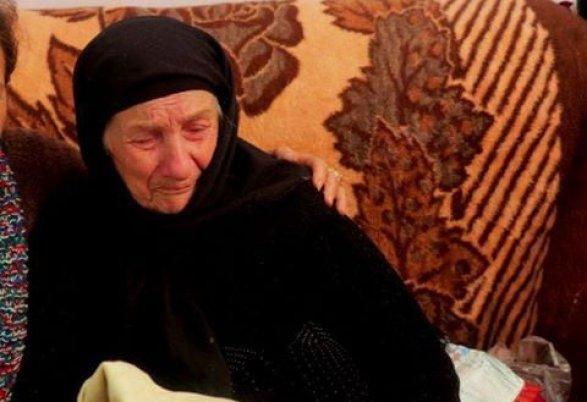 Кадыров пообещал посодействовать старый женщине изЧечни, найденной вАзербайджане