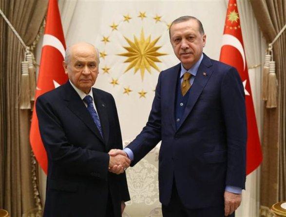 США пробуют выполнить вТурции политический переворот— Президент Эрдоган
