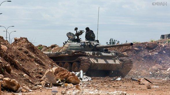 Армия Асада несет потери— Бои вСирии