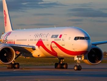 Самолет с армянами экстренно сел в Баку