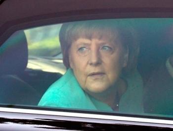 На чем ездиет президент германии меркель