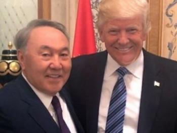 Назарбаев и Трамп обсудят Россию в Вашингтоне