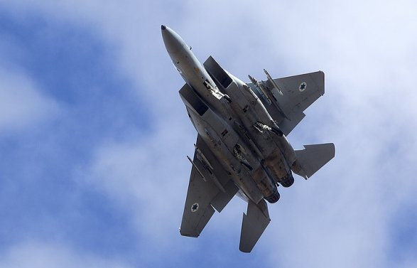 Израиль нанес авиаудар на границе сектора Газа с Египтом – причину бомбардировки не конкретизируют
