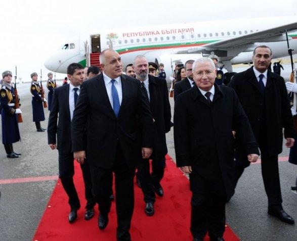 Азербайджанский лоукостер Buta выполнил 1-ый авиарейс Баку-София