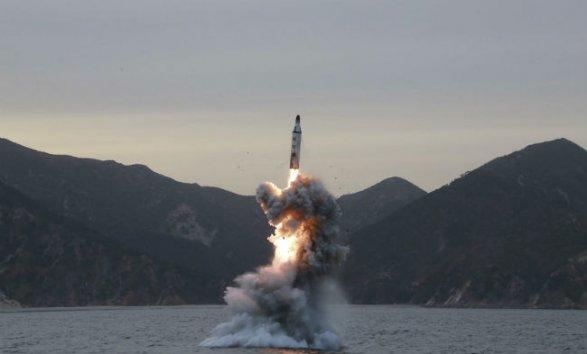 Канал NHK сказал неверное оповещение опуске ракеты вКНДР