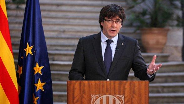 Спикером парламента Каталонии стал приверженец независимости региона