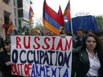 В Армении новый бунт против России