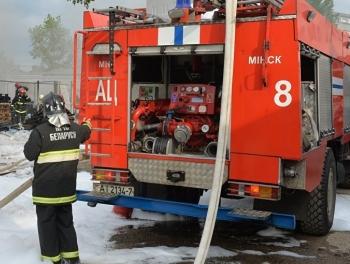 В Казахстане в автобусе заживо сгорели десятки человек Обновлено 11:09