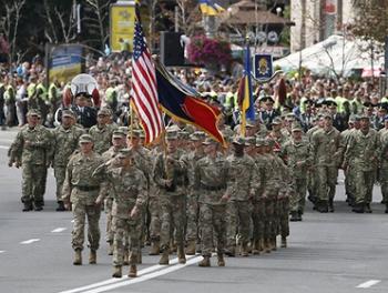 В Украину пустят иностранных военных