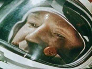 В Палестине поставили памятник Юрию Гагарину