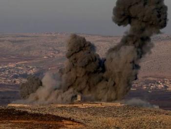 Турция начала масштабную войну в Сирии