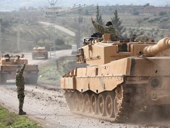 Турецкий премьер о целях операции в Африне