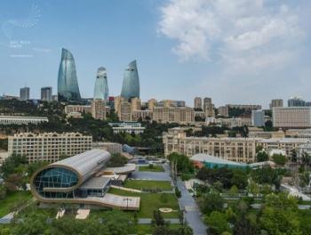 Завтра в Баку без осадков