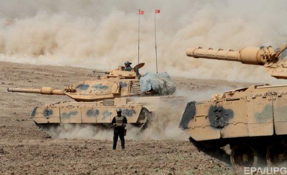 Турция отчиталась опервых потерях впроцессе операции «Оливковая ветвь»