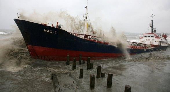 Экологическую катастрофу из-за сухогруза «Берг» допустить нельзя— руководитель Крыма