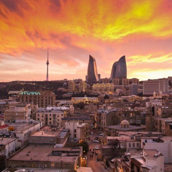 Завтра встолице Азербайджана вбольшей степени без осадков