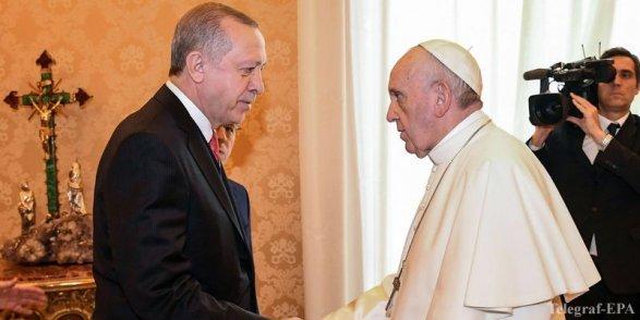 Эрдоган объяснил, зачем ему С-400