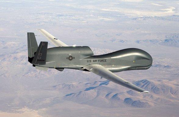 Самолет-разведчик США пролетел около Новороссийска иГеленджика